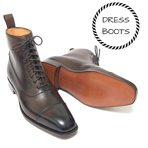 6 types of men s formal shoes